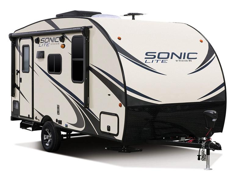 Sonic Lite SL 150VRK Travel Trailer 2017-512