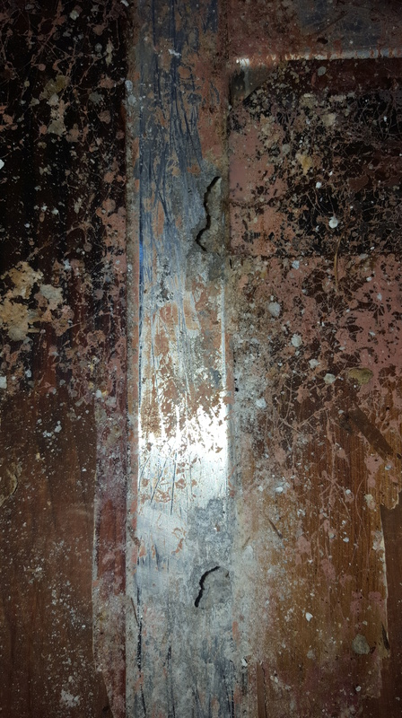 Infiltration d'eau et bris de la structure 20170936