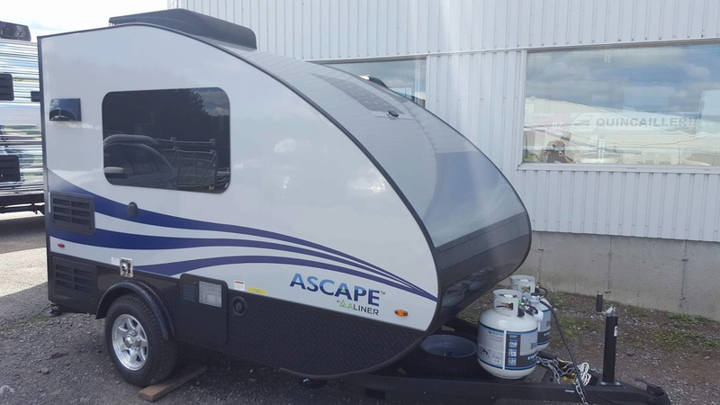 Aliner Introduces Ascape Travel Trailer 20707212