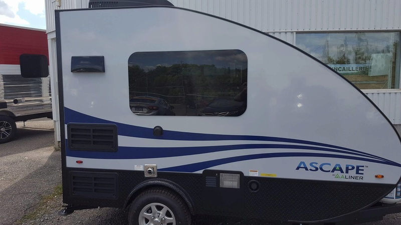 Aliner Introduces Ascape Travel Trailer 20707310