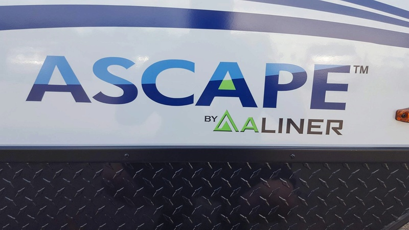 Aliner Introduces Ascape Travel Trailer 20771510