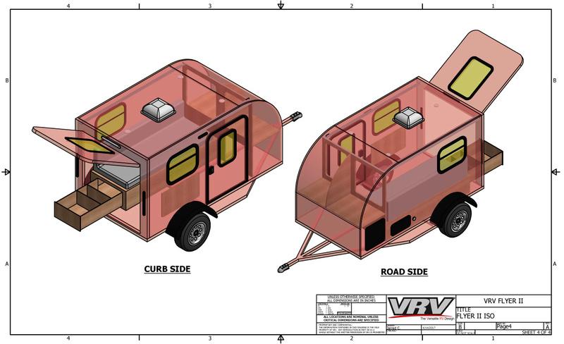 VRV FLYER TEARDROPS (U.S.A.) The-fl10