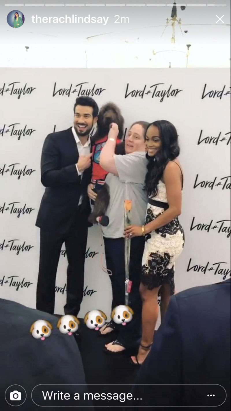 happiness - Rachel Lindsay & Bryan Abasolo - FAN Forum - Discussion - #3 Img_1313