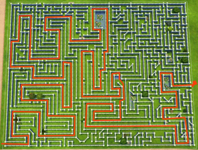 Summer 2017 - Labyrinthe Lab310