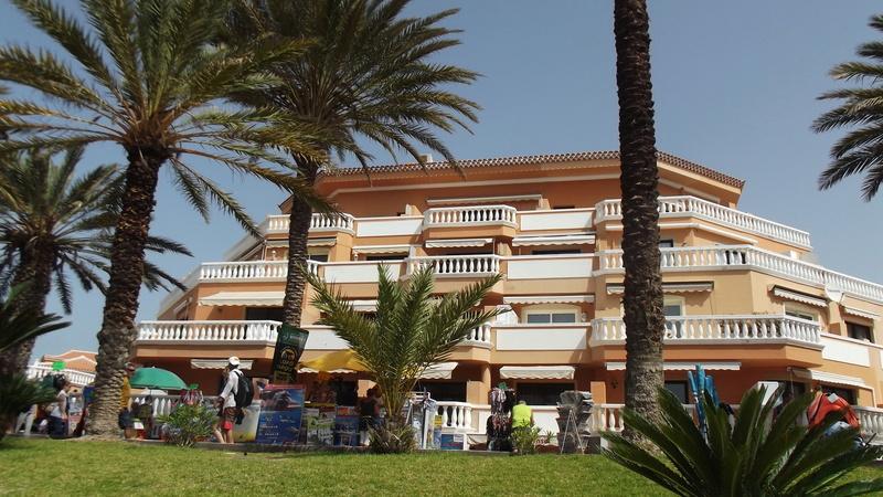 New Las Vistas promenade. Dscf5310