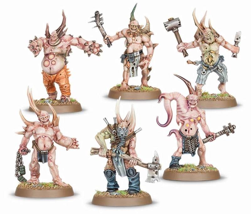 40k Poxwalkers for Mordheim Poxwal10