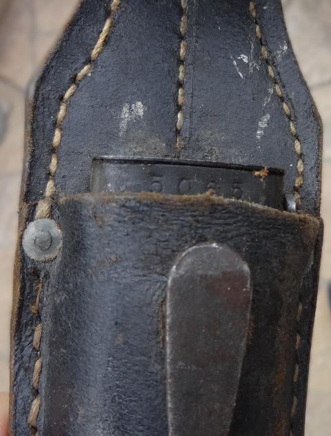 Gousset Baïonnette 98 K Dsc04011