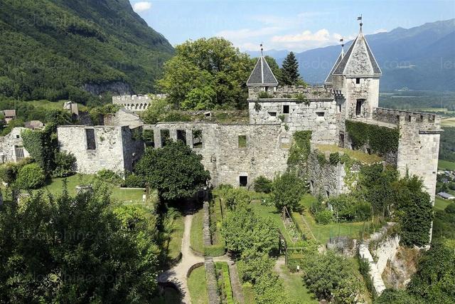 Saison 3 : la Citadelle du clan CAIMBEUL Forter10