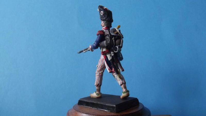 Soldat während der Französischen Revolution K800_d56