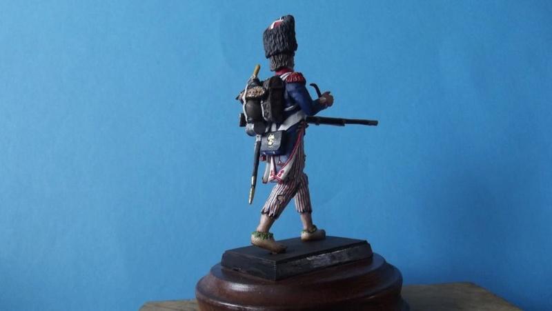 Soldat während der Französischen Revolution K800_d58