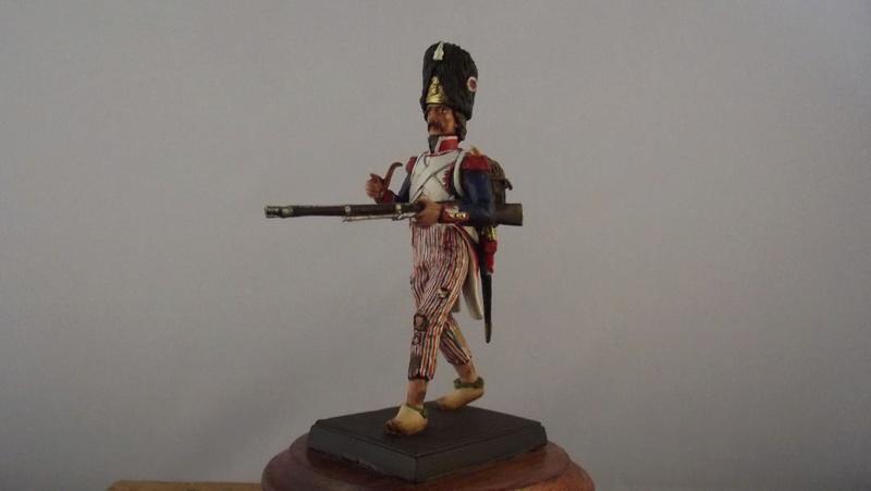 Soldat während der Französischen Revolution K800_d60