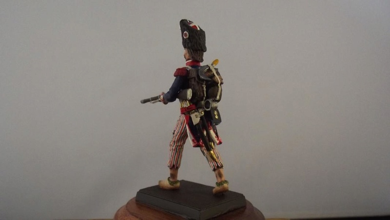 Soldat während der Französischen Revolution K800_d61