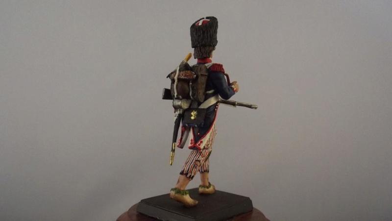 Soldat während der Französischen Revolution K800_d62