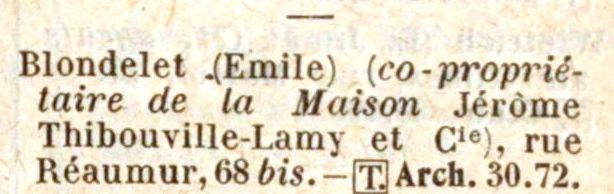 Les instruments de musique : caisses - tambours - clairons - trompettes  - Page 3 192210