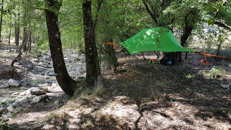 Indian Camp 2017 Tente10
