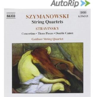 Szymanowski - Musique de chambre 71dsxw11
