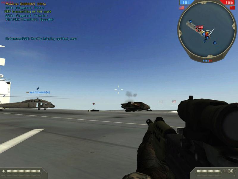 Redliner & Teamkiller Pilotu10