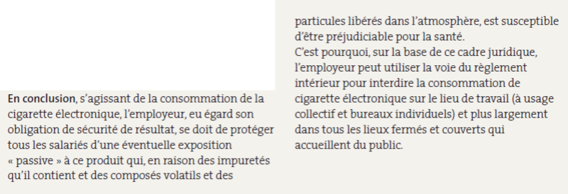 [ARTICLE 06/10/17] ouest-france.fr : Les vapoteurs peu gênés par les restrictions  Captur10