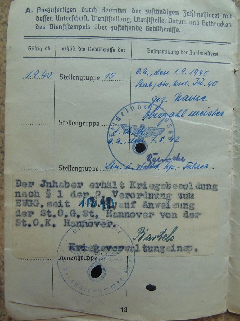 Un sodlbuch panzer ? afrika Korps   à traduire svp Dsc04642