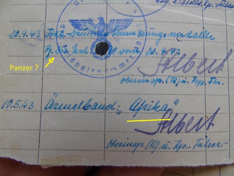 Un sodlbuch panzer ? afrika Korps   à traduire svp Dsc04644