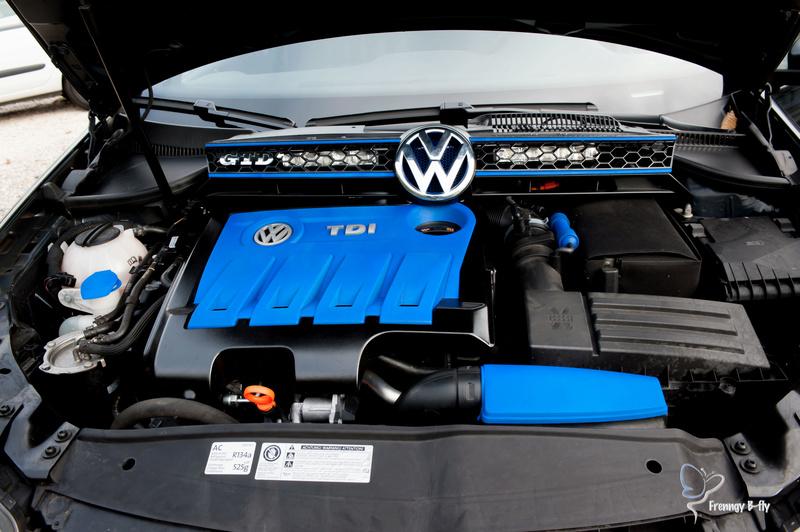 GTD Gris carbone et bleu brossé Frenng20