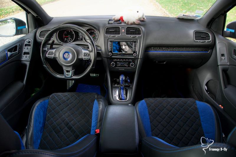 GTD Gris carbone et bleu brossé Frenng99