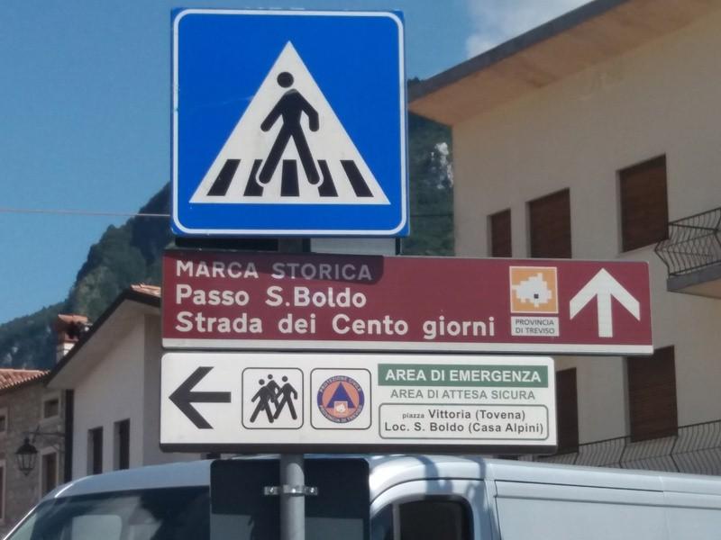 retour de Slovenie et col Passo San Boldo 20170841