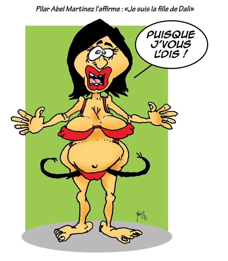 Dessin remarquable de la Revue de Presque qui Cartoone - Page 19 20264910