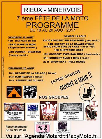 Occitanie - 7  & 8 juillet - 2E RASSEMBLEMENT MOTOS THE FREEDOM – RIEUX MINERVOIS (11) 7e-fyt10