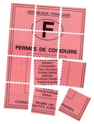 LE PERMIS À POINTS A 25 ANS ! Permis11
