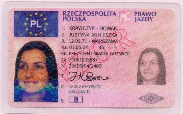 LE PERMIS À POINTS A 25 ANS ! Polska10