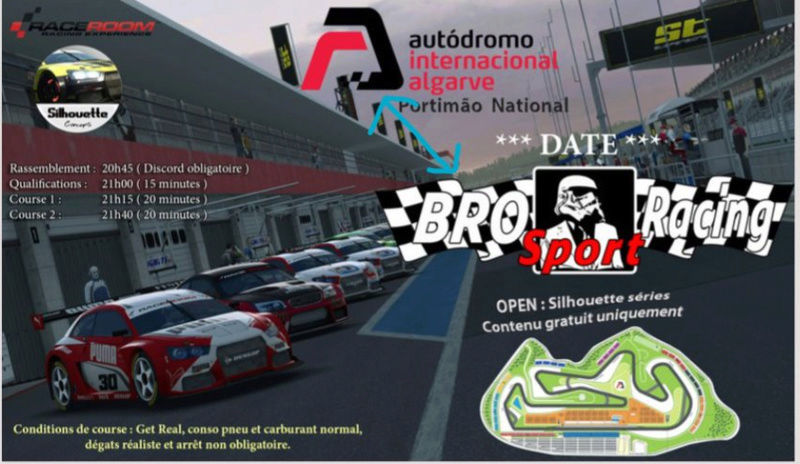 OPEN BSR sur serveur BSR  : SILHOUETTE SERIE / PORTIMAO NATIONAL - Page 2 Affich10