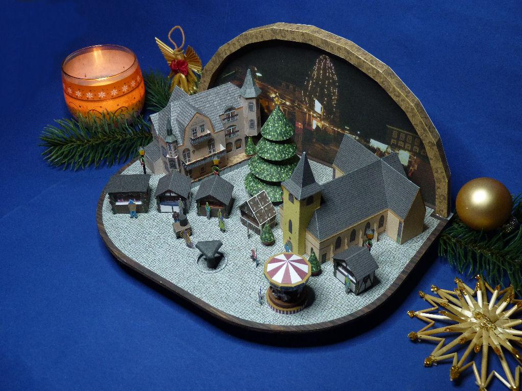 Kleine Weihnachts- und Testanlage - Seite 2 411
