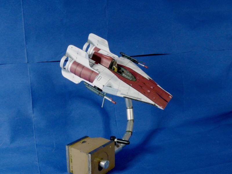 StarWars A-Wing Fighter, freier Download von Shunichi Makino A_wing22
