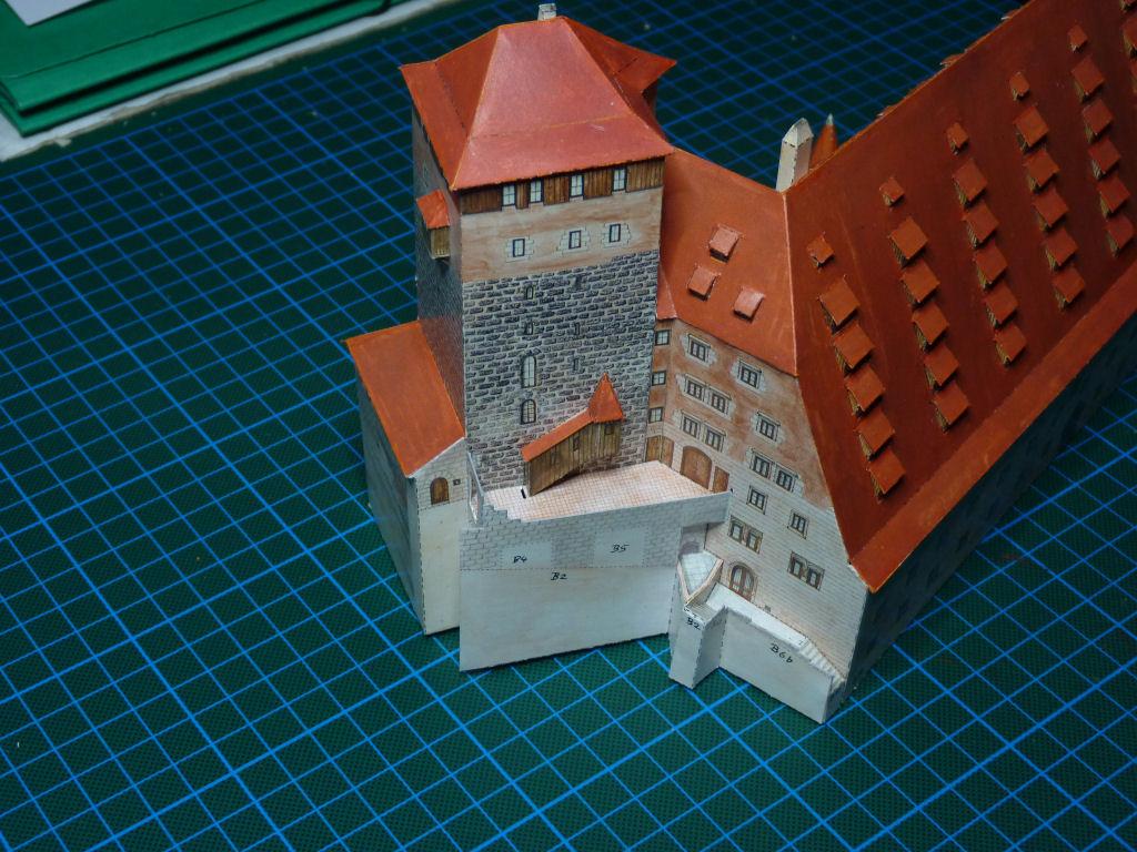 Nürnberger Burg Burg_113