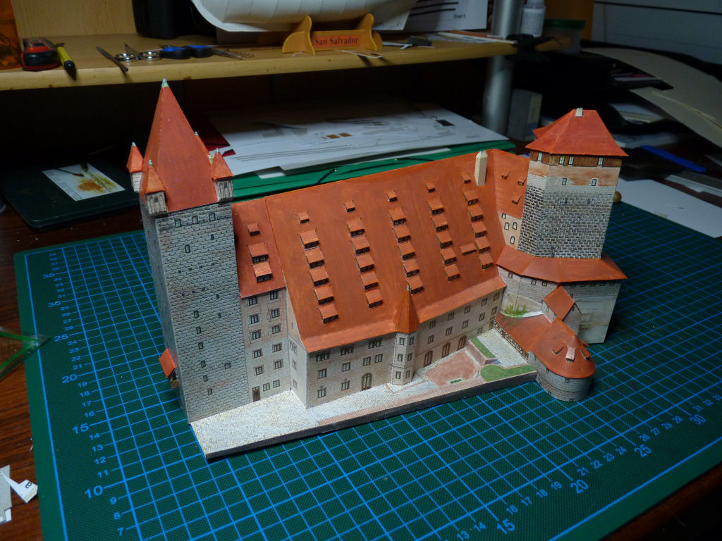 Nürnberger Burg Burg_116