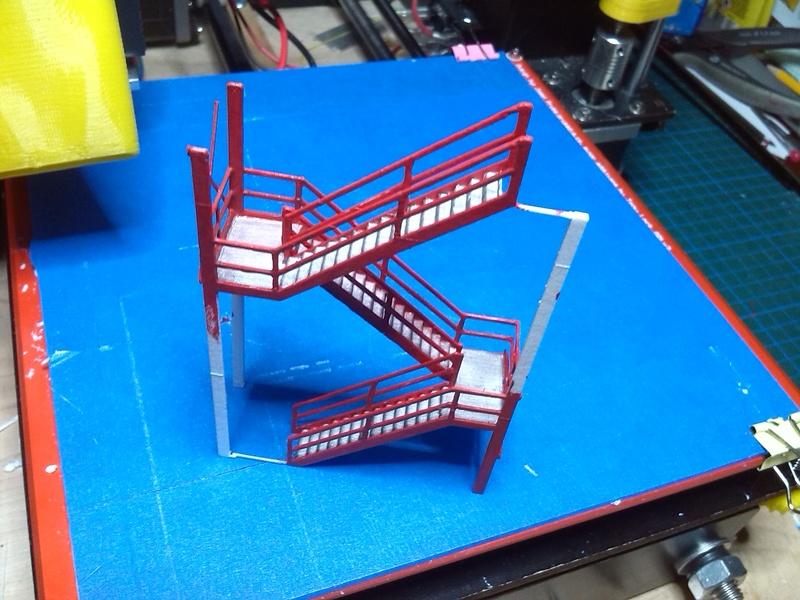 Mein 3D Drucker und Umbau zu Laser Img_2042