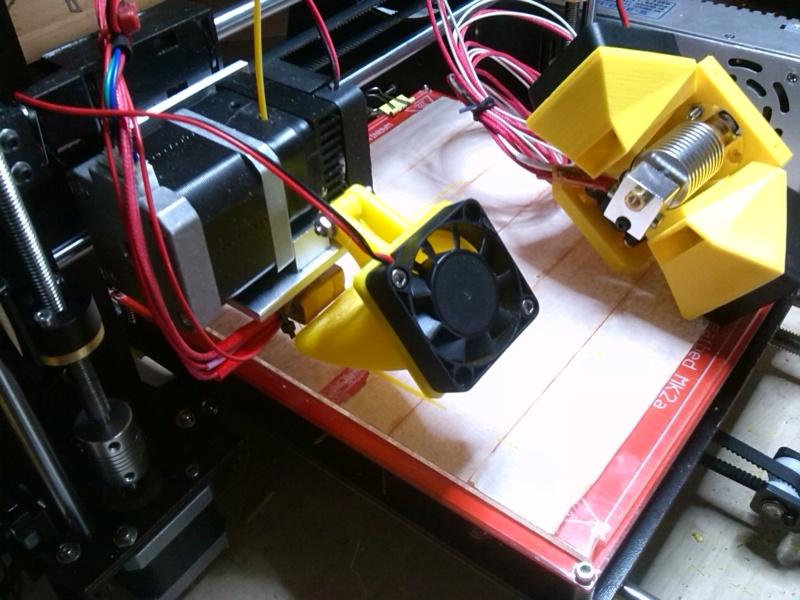 Mein 3D Drucker und Umbau zu Laser Img_2088