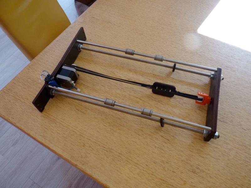 Mein 3D Drucker und Umbau zu Laser Laser_13