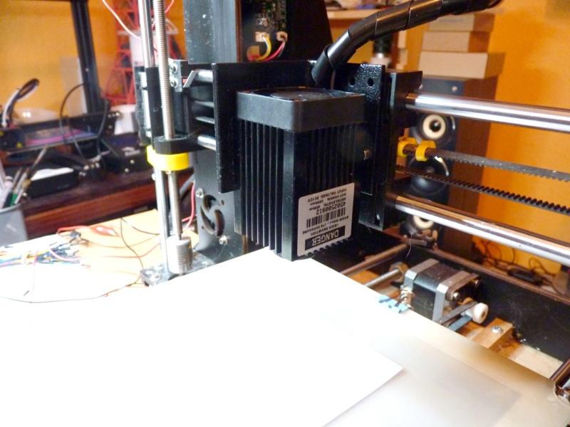 Mein 3D Drucker und Umbau zu Laser Laser_23