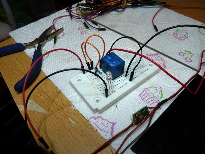 Mein 3D Drucker und Umbau zu Laser Laser_25