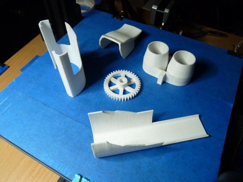 Mein 3D Drucker und Umbau zu Laser P1050312