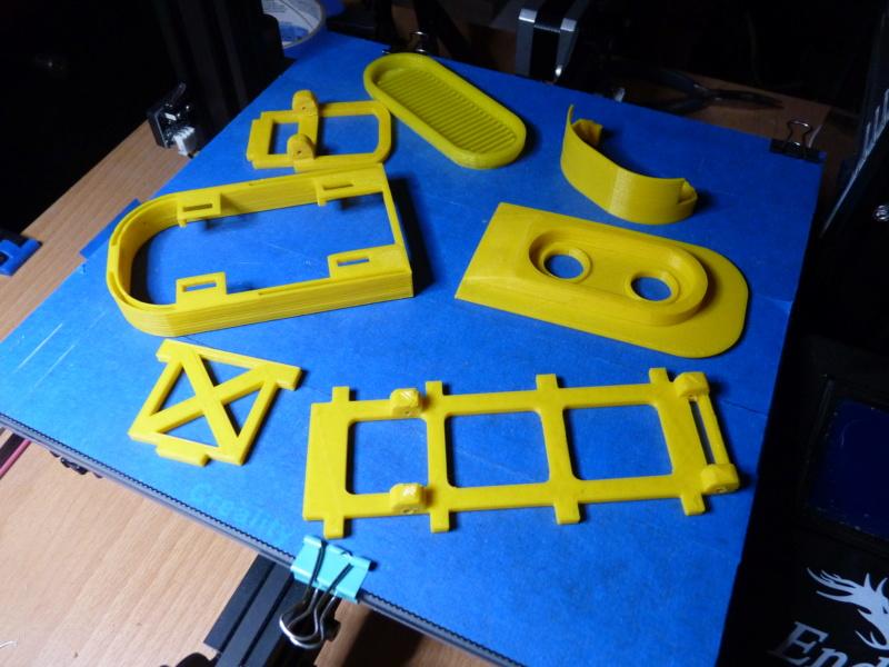 Mein 3D Drucker und Umbau zu Laser P1050313