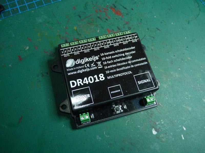 Kleine Weihnachts- und Testanlage P1050913