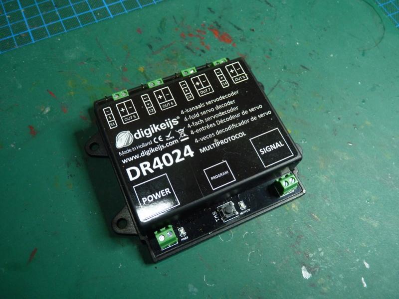 Kleine Weihnachts- und Testanlage P1050914