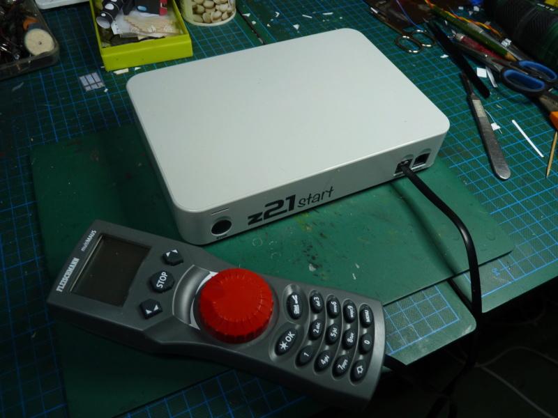 Kleine Weihnachts- und Testanlage P1050915