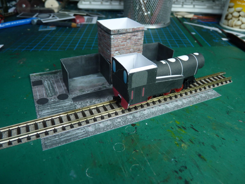 Helmut_Z Kartonbauwerke Spur N Sammelthread P1050920