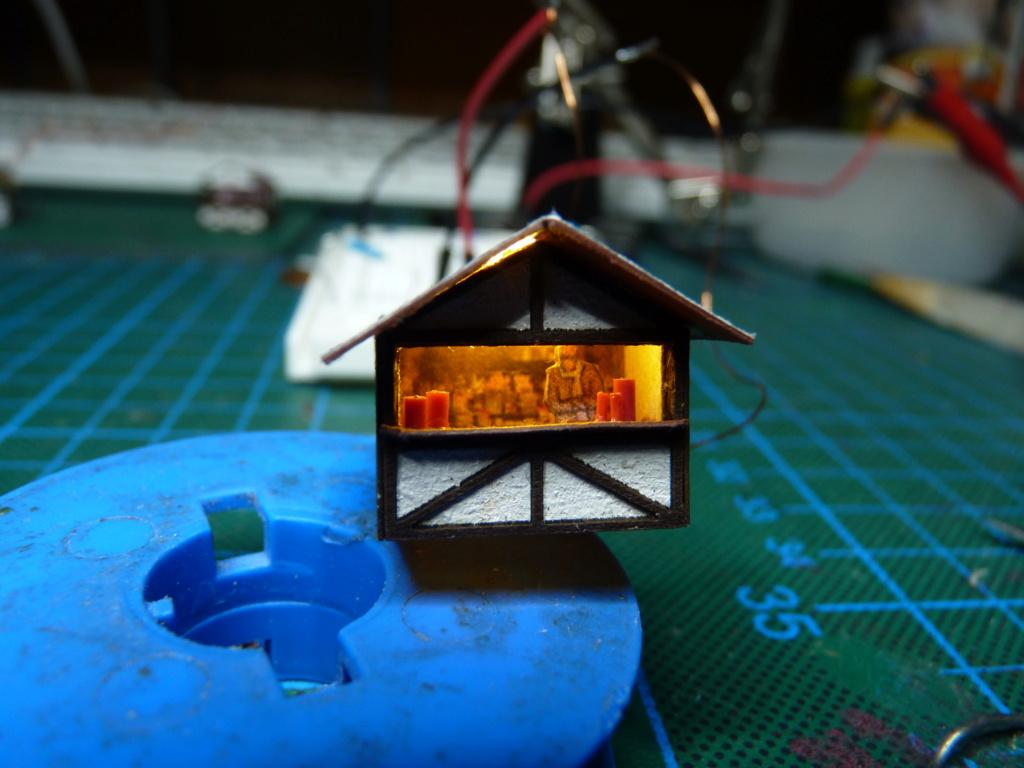 Kleine Weihnachts- und Testanlage - Seite 2 P1060043