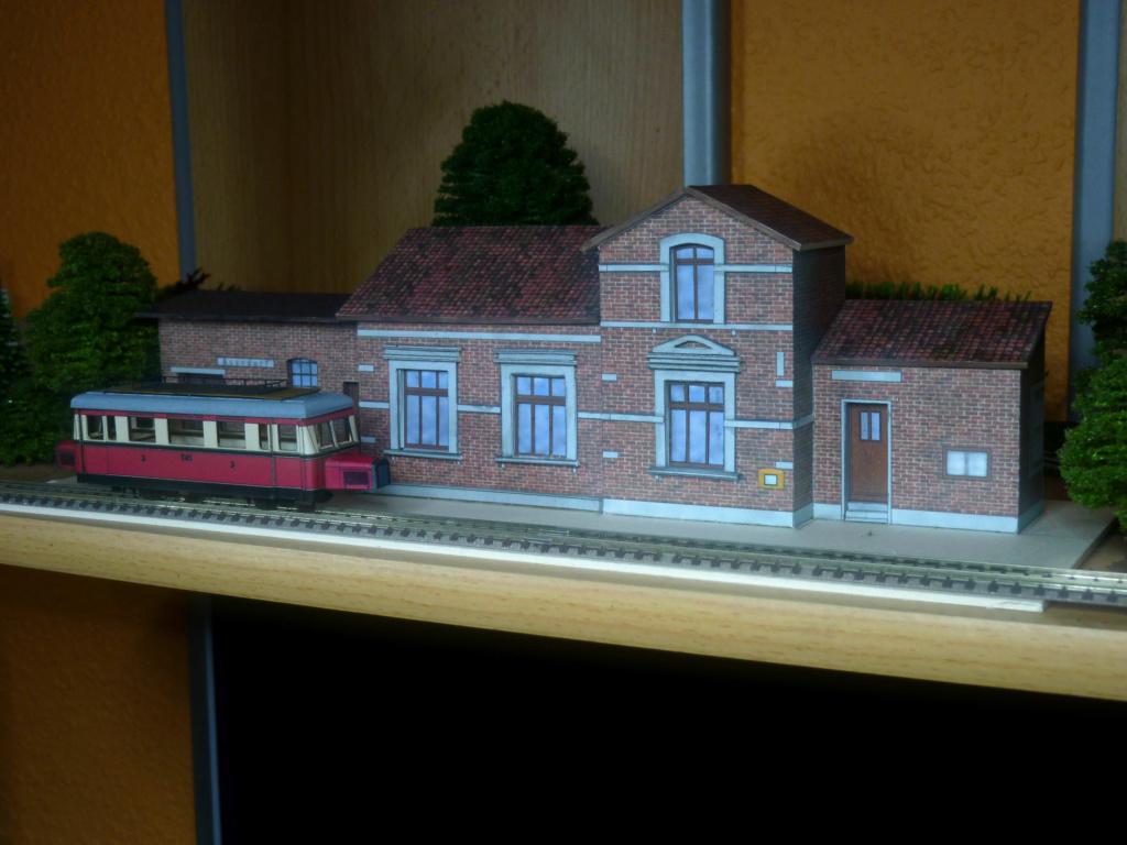 Diorama Bahnhof Asendorf mit T41 in H0e / 1/87 Schmalspur - Seite 6 P1060145