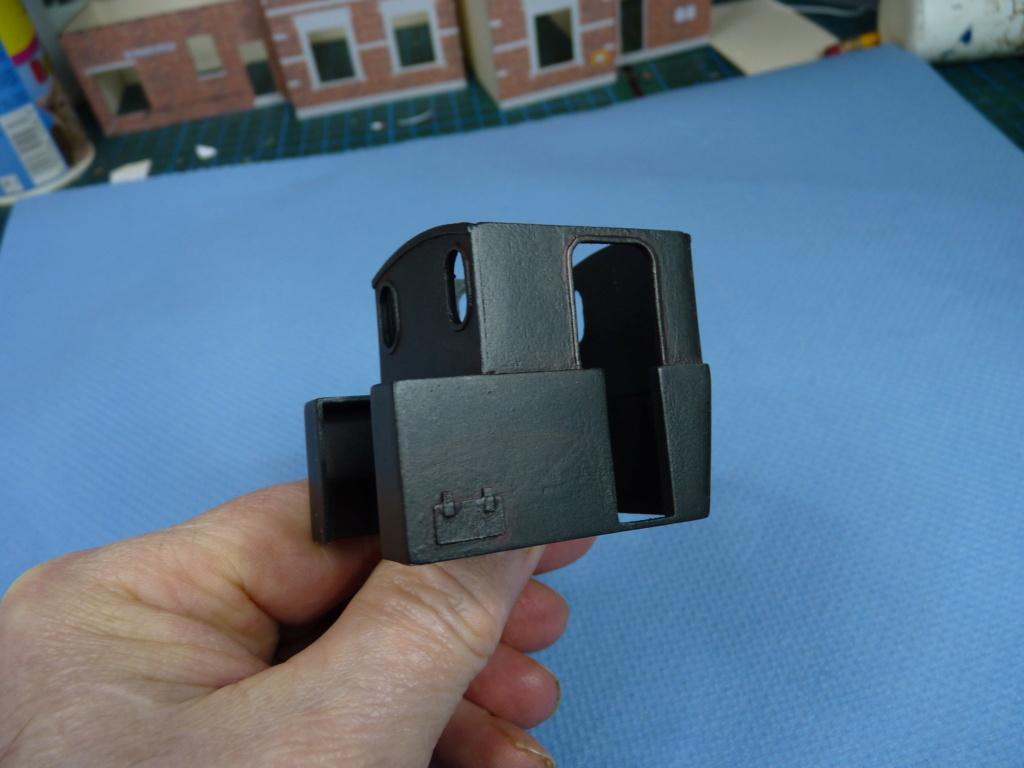 EMW - Dampflok ähnl. 99 4602 in 1/45 auf Basis MagicTrain = 0e Baubericht - Seite 2 P1060226